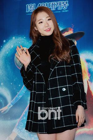 宇宙少女俞琏静客串出演tvN新剧《花游记》