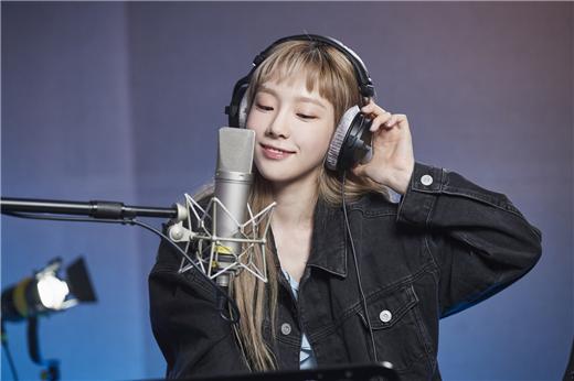 泰妍《冰雪奇缘2》韩版主题曲MV预告公开 今晚6时正式发表音源