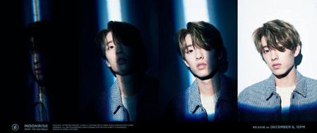 DAY6正规专辑《MOONRISE》公开成员Jae、Young K的个人概念照
