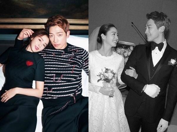 外表华丽内心质朴的夫妻:Rain-金泰熙婚礼只花200万韩元