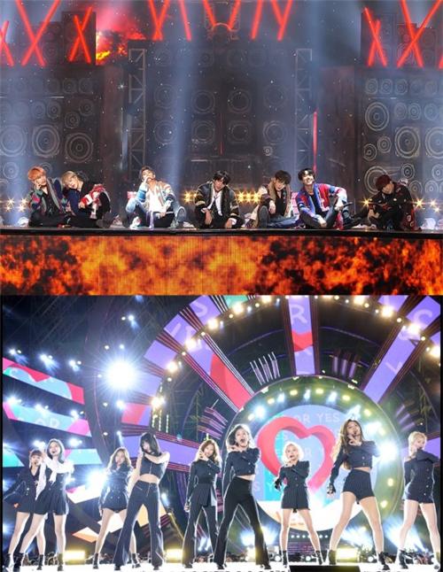 2019 SBS歌谣大战公开第一批演出阵容 BTS&TWICE等将出席