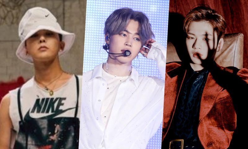 11月韩国爱豆个人品牌TOP 10:Jimin,GD,姜丹尼尔等
