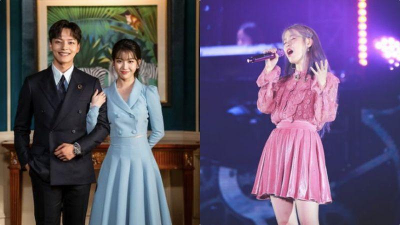 超讲义气!「社长」IU开唱「经理」吕珍九变身粉丝现身观众席♥