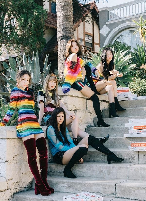 12月女团个人品牌价值:Red Velvet强势霸榜!