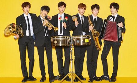 男团INFINITE首次以6人组形式回归发行新曲 将在明年一月公开