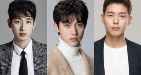 尹博、郭东延、河俊恩、李义雄、金亚荣(Yura)等人确定加盟新剧《Radio Romance》