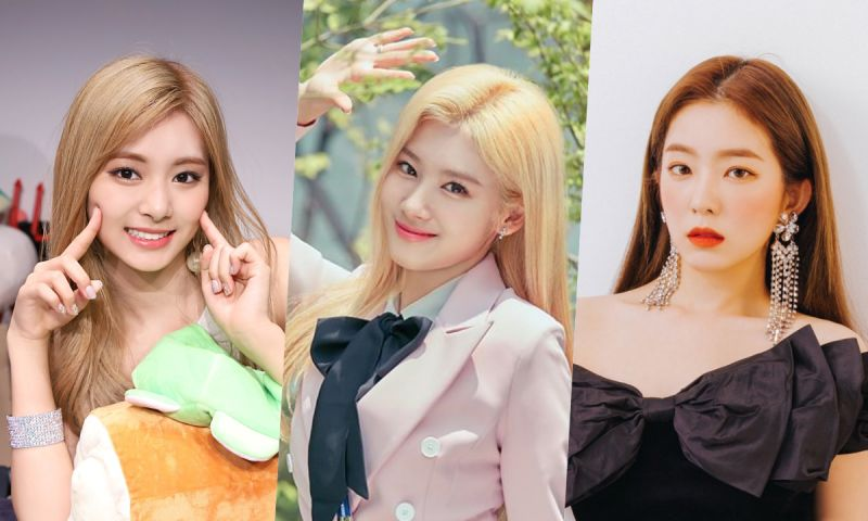 她们是兵哥哥最爱的女爱豆! 韩国军队女团人气决选TOP 10