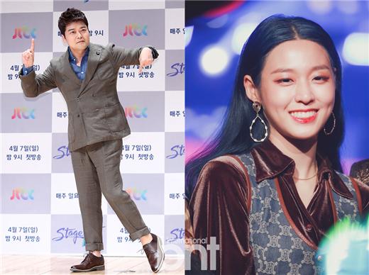 全炫茂X雪炫确定担任《2019 SBS歌谣大战》主持人