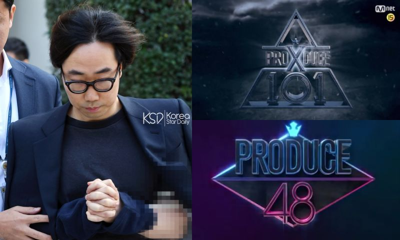 向《PRODUCE 101》制作组提供招待的演艺企划公司:STARSHIP娱乐、Woollim娱乐
