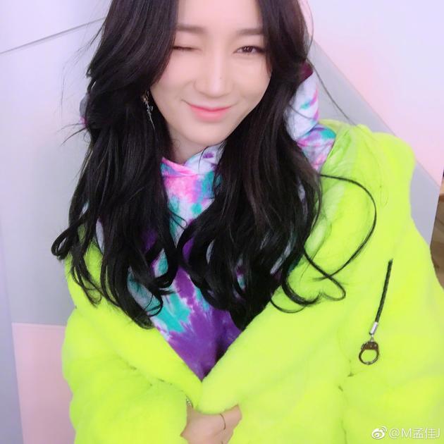 miss A成员孟佳谈组合解散:有了miss A才有了我