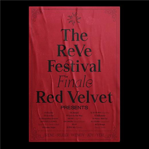 Red Velvet将在《SBS歌谣大战》首次公开新曲舞台