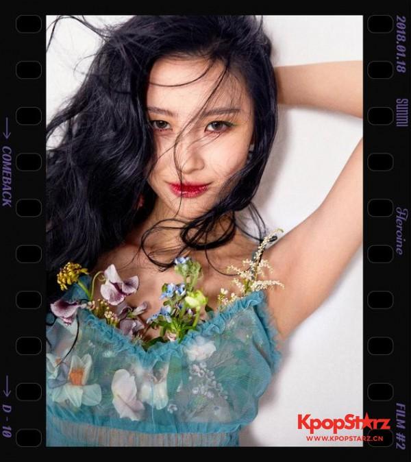 秀智-宣美-赵权-佑荣 前JYP同僚的回归对决