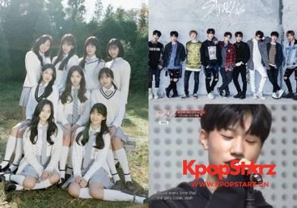 JYP-YG新男团-《Produce48》 2018新人奖候补盘点