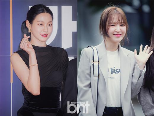 《SBS 歌谣大战》主持人AOA雪炫通过SNS祈愿Wendy早日康复
