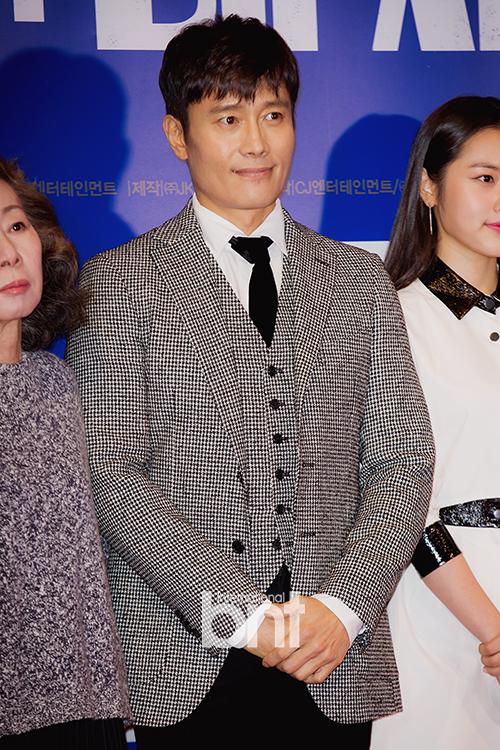 《那才是我的世界》举行试映会 李秉宪韩志旼等出席