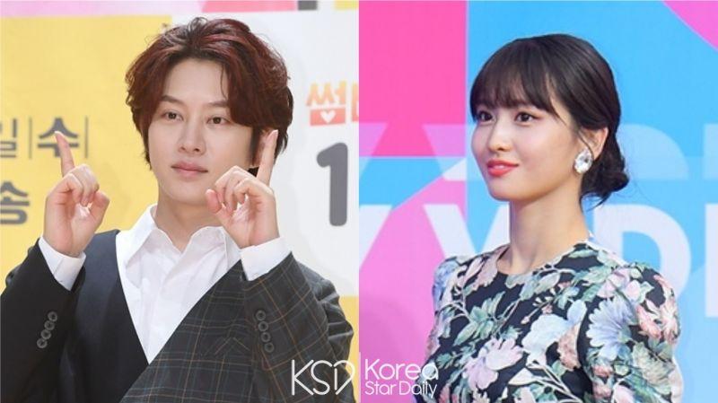 凌晨再传绯闻…Super Junior希澈、TWICE MOMO成为2020年第一对公开恋人