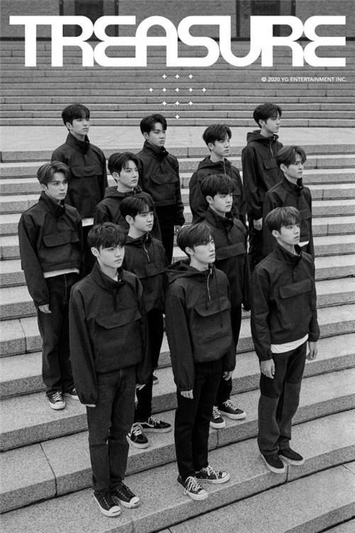 YG官宣TREASURE将以12人组出道 河润彬退出并离开公司