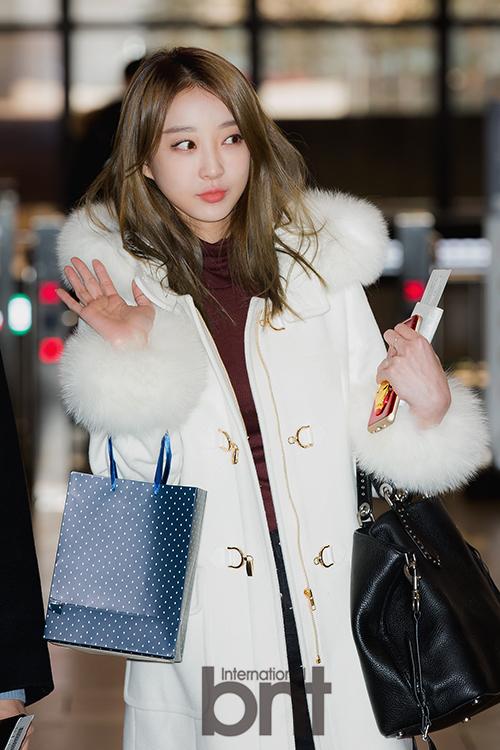 女团EXID成员徐慧潾与Banana Culture娱乐解约
