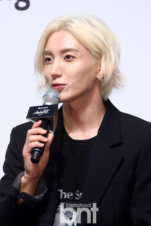 Super Junior利特将出版料理书 公开只属于自己的食谱