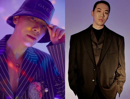 Super Junior李东海发售首张个人单曲 HipHop歌手BewhY助阵参与feat