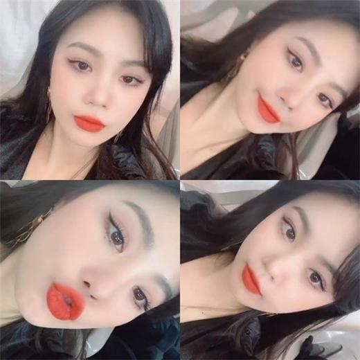 (G)I-DLE穗珍公开视频 展示魅力可爱美貌