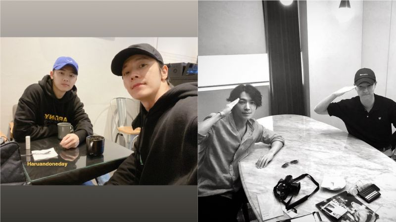 CNBLUE敏赫将於本月(3月)19日退伍!SJ东海之个人SNS分享其近况照