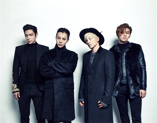 BIGBANG与YG再续约 延续15年因缘