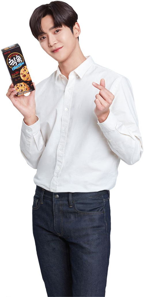 SF9路云成为巧克力品牌代言人 已完成广告拍摄