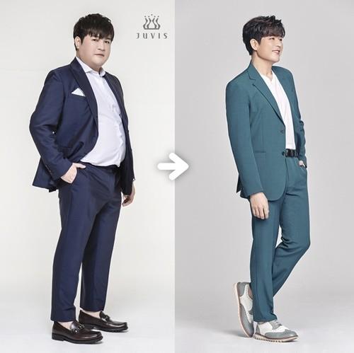 Super Junior神童5个月成功减重74斤判若两人