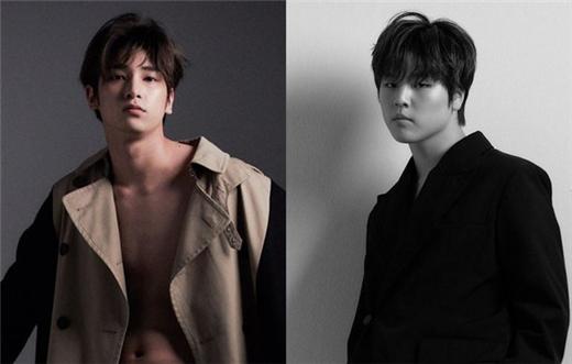 南道贤X李翰洁正式出道专辑将推迟至4月21日发行