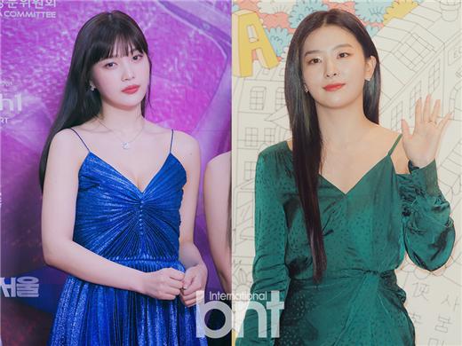 Red Velvet涩琪&Joy参与首尔地铁广播