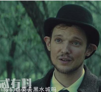 龙岭迷窟外国人托马斯的扮演者是谁 托马斯是怎么样的一个人